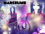 Marceline The Vampire Queen: IMVU Style by adventurer-atheart