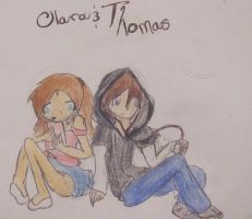 Clara and Thomas by rachie-may845