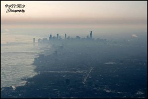 Chicago Haze by DragonWolfACe