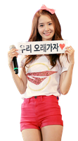 Yoona_png by Emilybbz