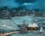 Christmas Eve by WilliamSnape