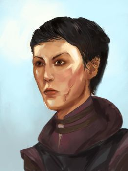 DAI - Cassandra by skeletoninside