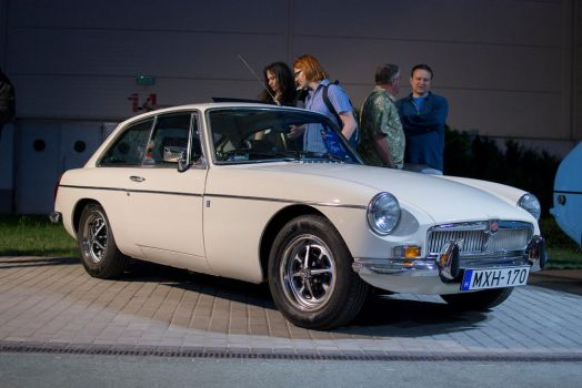 MGB GT by andrew0807
