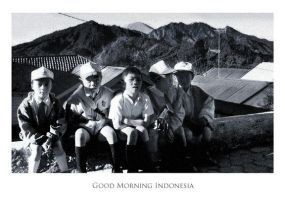 Good Morning Indonesia by indonesia