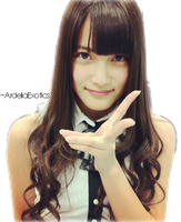 [PNG] Annin AKB48 by ArdeliaExotics