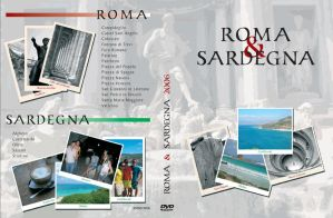 DVD Roma and Sardegna by Aloba