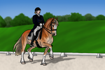 YHH Dressage Show *COMPLEATED* by angry-horse-for-life
