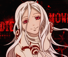 Deadman Wonderland Shiro by NuclearAgent