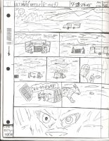 THE ULTIMATE BATTLE pg.21 by DW13-COMICS