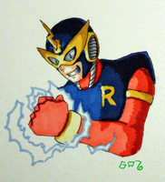 MC: Elec Man by Gingler