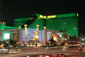 MGM Grand by entropy462
