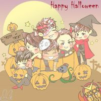 VIXX halloween4 by LemonNight