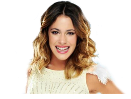 Martina Stoessel by viluytomas