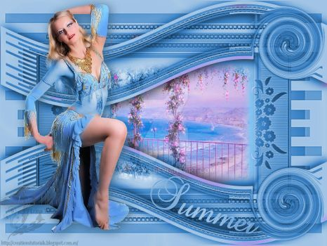 Summer0 by Ladyens
