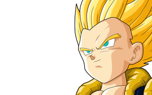 Gotenks SSJ by drozdoo