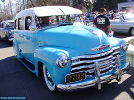 1951 Chevorlet 3100 by Miranda-Blade