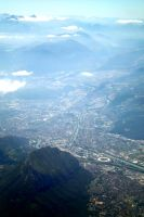 Grenoble by yellowdove
