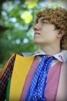 The Sixth Doctor by Nanette-Dragon