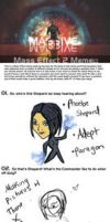 Mass Effect 2: Massive Meme by xxdarkraynexx