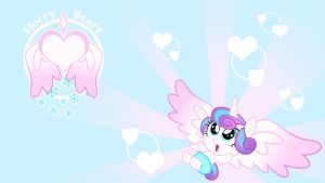 Flurry Heart Wall by Yo-Cosplay