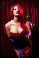 Cosplay Of Jessica Rabbit 2Of6 by CaptPatriot2020