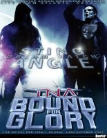 Bound For Glory Poster by inertiafx