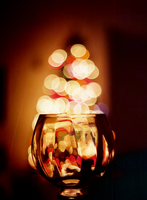 The bokeh in a cup shot by aguba