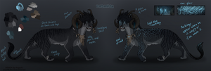 Adoptable - Basamor CLOSED by Anipurk