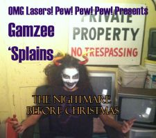 Gamzee Splains: The Nightmare Before Christmas by acklaygohome