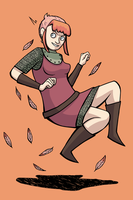 Nimona! by RoochArffer