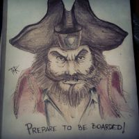 Gangplank, The saltwater scourge by Tharkim