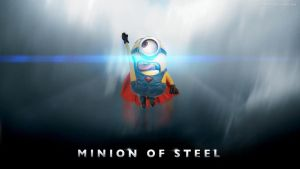 Minion Of Steel by noodle98