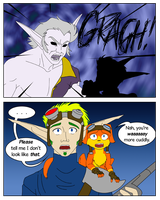 Jak: Ugly Truth +TLF SPOILERS+ by nashidesei