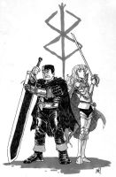 Berserk by Chris-Yop-Lannes