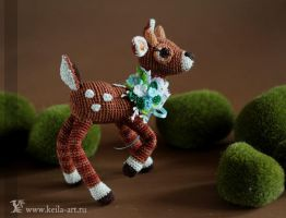 Lu fawn II by Keila-the-fawncat