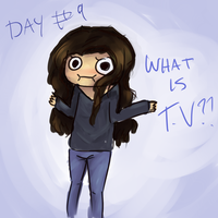 Day #9 - Favorite T.V show by cleverlittleunicorn