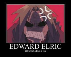 Ed elric motivational poster by kirbygirl4223