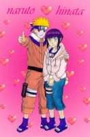 naruto loves hinata by mirage-illusion