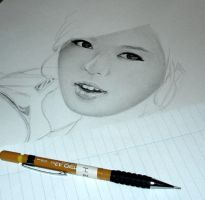 2nd drawing 09 WIP2 by KLSADAKO