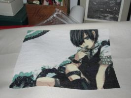 Sweet Ciel -Final Stitch by pandastitch