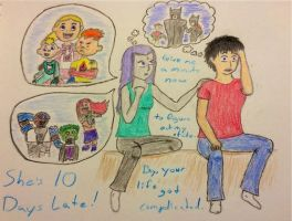 RRW-Day 5: Family by EdenAlicePoe