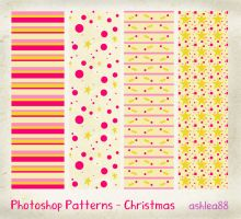 PS Patterns - Christmas by ashzstock