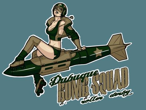 Dubuque Bomb Squad by MandiFlick