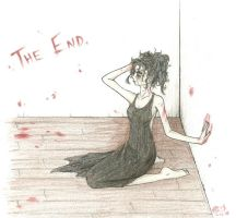 WIP The End. by elphie-chan