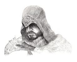 Ezio by Gaedos