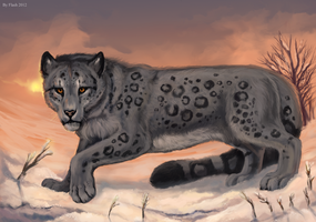 Winter's fairytale by FlashW