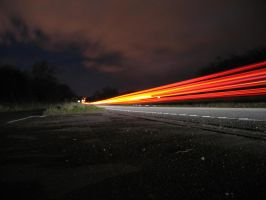 Long exposure 1 by Isaiah