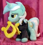 Just a Background Pony Plush... :Commission: by AppleDew