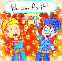 Can They Fix it? by Candy-Swirl