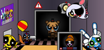 Five Nights at Blossom's 2 by Death-Driver-5000